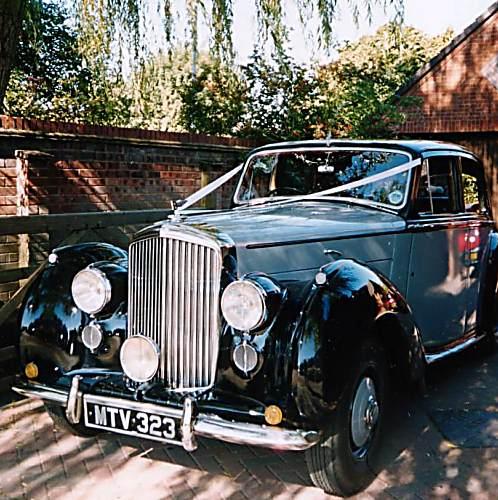 Bentley Wedding Car Packages In Milton Keynes From Wedding: Elegant Wedding Cars